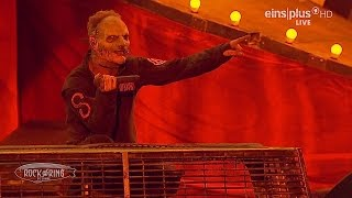 Slipknot - Spit It Out Live at Rock am Ring 2015