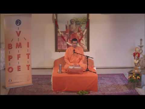 Talk 1 - The Yoga of Meditation - Swami Bodhatmananda - 20 May 2017