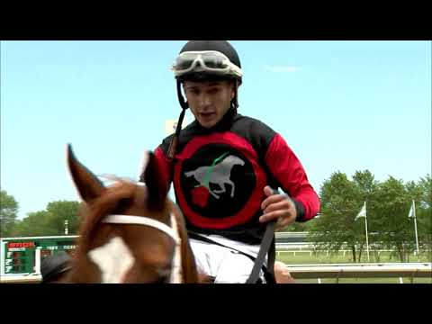 video thumbnail for MONMOUTH PARK 5-25-19 RACE 1