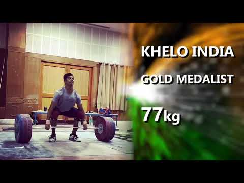 Achinta Sheuli | Khelo India Gold Medalist | Indian Army Weightlifter
