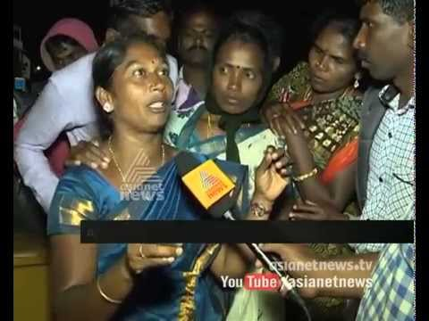 Munnar Strike : No change stand againt Trade Unions says Munnar protesters