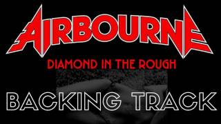 Airbourne Diamond In The Rough Backing Track