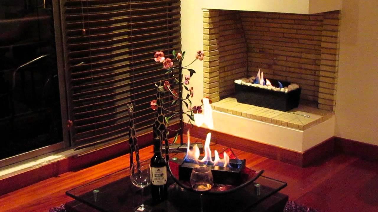 chimeneas ecolgicas fuego amigo