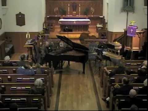 Glenn Hardy solo piano improv 1