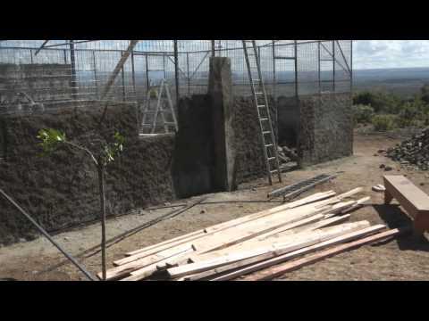 Diy ferrocement house
