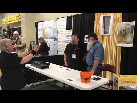 Concord, North Carolina GPAA Gold And Treasure Show 2017