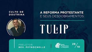 Culto de Doutrina - Ig. Presbiteriana de Mangabeira - 29/10/2020