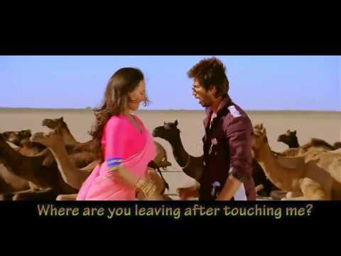 Saree Ke Fall Se - R Rajkumar HD with English Subtitles