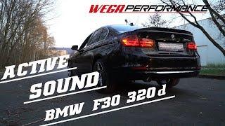 WEGA Performance | Active Sound |Bmw F30 320d