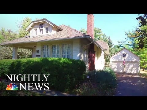 This Couple Is Working To Preserve Homes That Come In A Box | NBC Nightly News