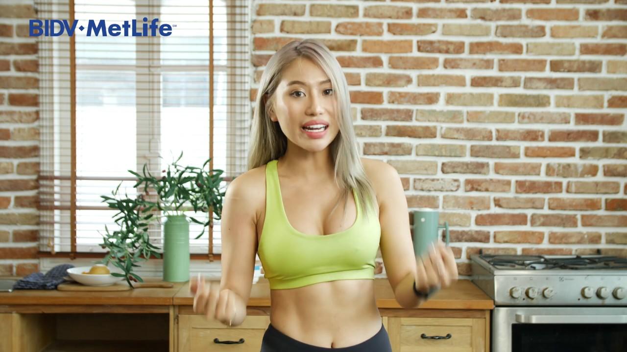 Bài tập TĂNG CÂN HIỆU QUẢ dành cho NGƯỜI GẦY | Trang Le Fitness