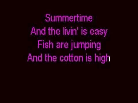 Fantasia - Summertime [Live Version] (Karaoke)