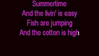 Fantasia - Summertime [Live Version] (Karaoke)