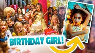 AVA'S 7TH BIRTHDAY BASH SURPRISE! MOMS FREAK OUT!