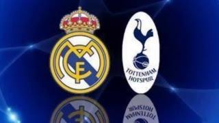 Real madrid vs Tottenham en vivo