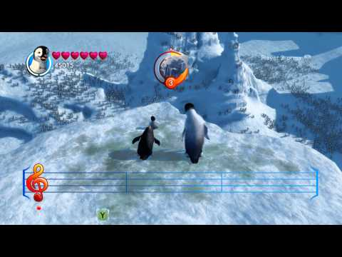 Happy Feet Two: The Video Game - Level 54