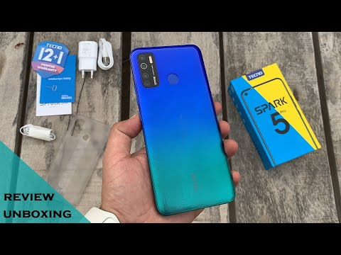 Tecno Spark 5 Pro UNBOXING AND REVIEW