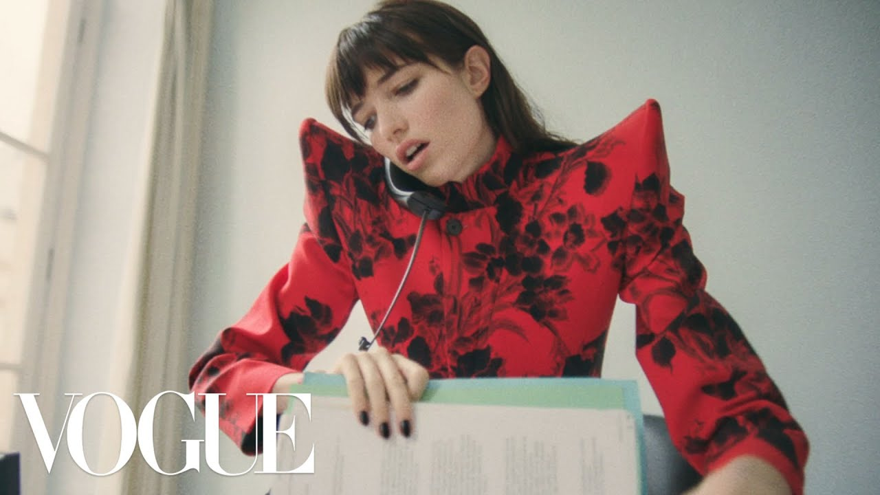 Model Grace Hartzel Changes Jobs