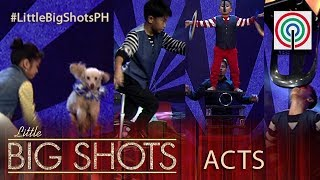 Little Big Shots Philippines: Circus Act
