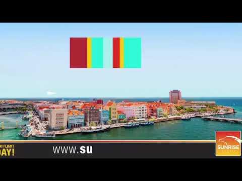 Sunrise Airways Launches flight to Curaçao