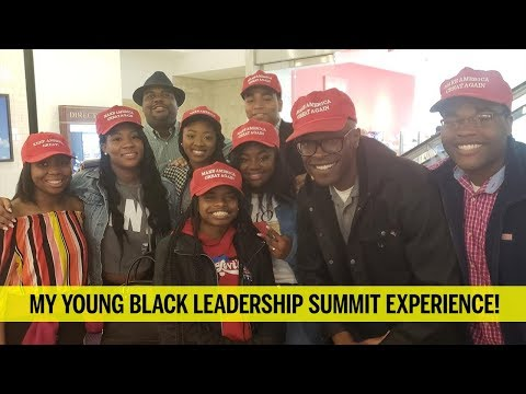 My Experience at Turning Point USA's Young Black Leadership Summit! #YBLS2018 #BLEXIT