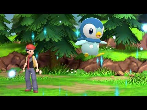 Repartez pour la région de Sinnoh avec Pokémon Diamant Étincelant et Pokémon Perle Scintillante !