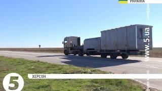 """Батальйону """"Полісся"""" передали вагончики для зимівлі"""