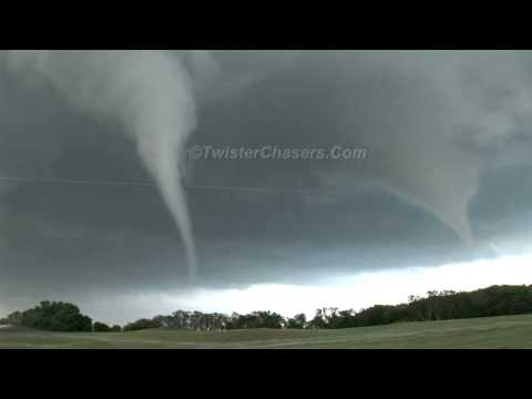Destructive April 14 2012 Tornadoes Wichita KS