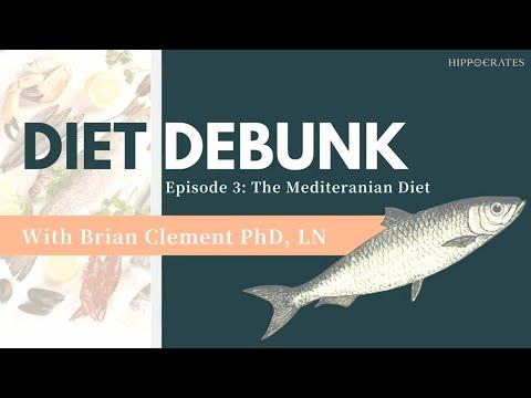 Diet Debunk | The Mediterranean Diet