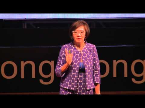 New paradigm for education in Greater China -- respect and challenge | Judy Tsui | TEDxHongKongED