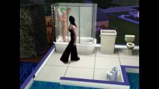 Sims 3 Shower woohoo uncensored