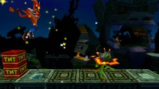 [Crash Bandicoot 2-Walkthrough-ITA] 14 - Road To Ruin (2)
