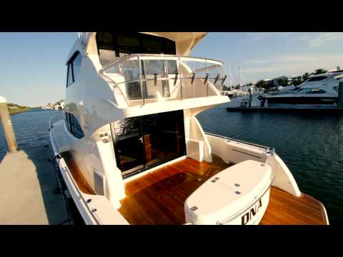 Maritimo 48 Offshore Boat