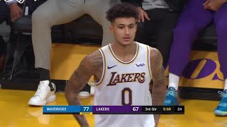 Kyle Kuzma Full Play vs Dallas Mavericks | 12/01/19 | Smart Highlights