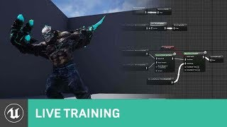 Charakter-Animation in UE4 | Live-Training | Unreal Engine Livestream