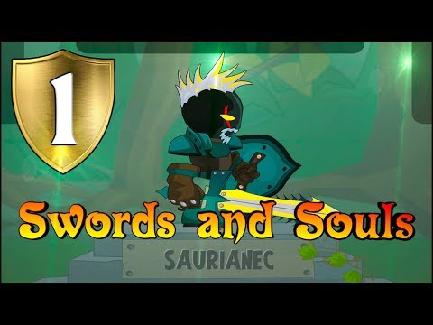 Swords and Souls  - Мастер меча #1