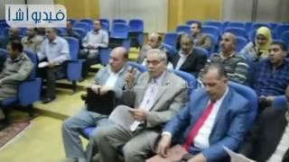 بالفيديو: محافظ المنيا يعلن تعريفة جديدة للمواصلات ويكلف المرور بسحب السيارات المخالفة فوراf.