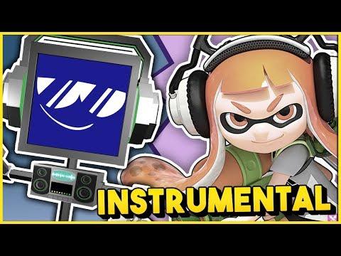 SPLATOON SONG (Nintendo) ► Fandroid [Instrumental]