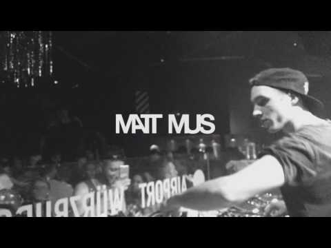 [1h SET] MATT MUS Airport Podcast #33