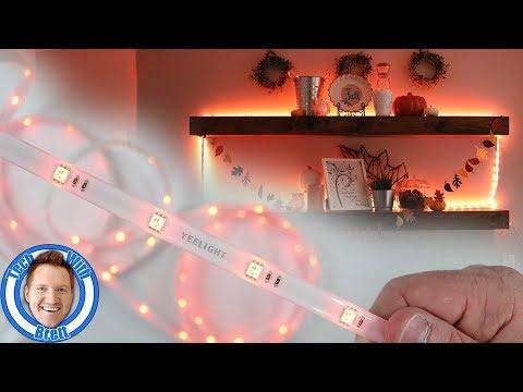 Aurora Yeelight Smart Light Strips Review