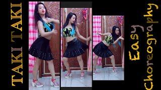 TAKI TAKI - DJ Snake,Selena Gomez,CardiB,Ozuna | Easy Dance Choreography | Mayuri Mili | Dance cover