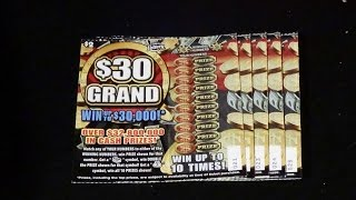 SOOD 34: $5 CASH RESERVE (BostonScratcher inAZ (Replay #2)) + 30 GRAND (x5) thumbnail