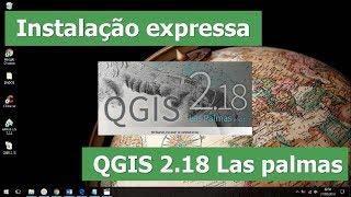 Como instalar o QGIS no computador (versão expressa)