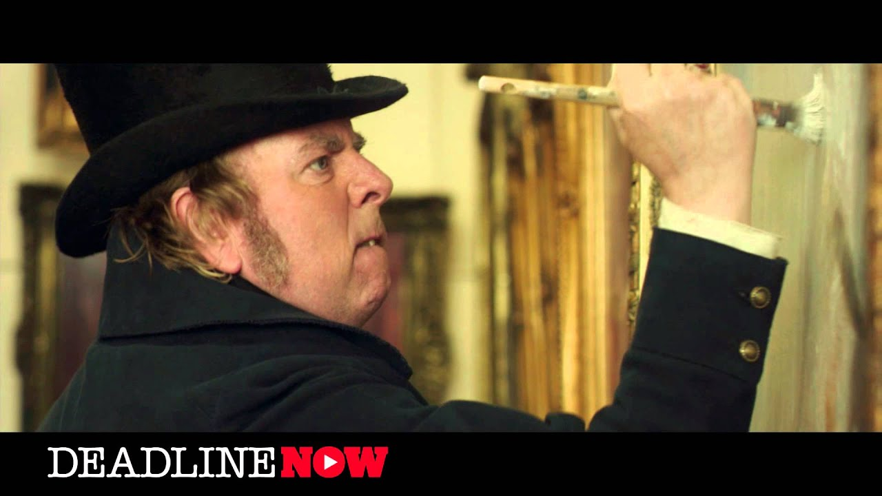 'Mr. Turner's' Mike Leigh Sends Timothy Spall To Painting Class