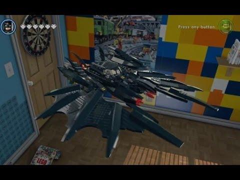 Lego Movie Game Bonus Room Builds