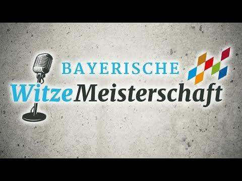 Das Finale der 1. Bayerischen Witzemeisterschaft (Ein muss für jeden Bayern!)