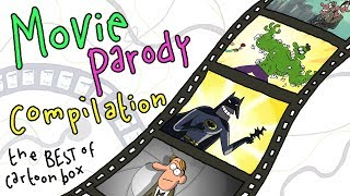 Movie Parody Compilation | The BEST of Cartoon Box | Funny Cartoons Collection
