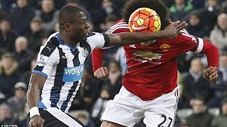 Newcastle United 3-3 Manchester United