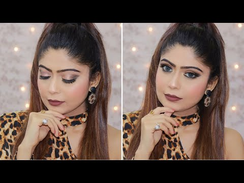 BLUE HEAVEN One Brand Makeup Tutorial | Under Rs.300 | Rinkal Soni thumbnail