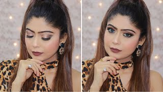 BLUE HEAVEN One Brand Makeup Tutorial | Under Rs.300 | Rinkal Soni